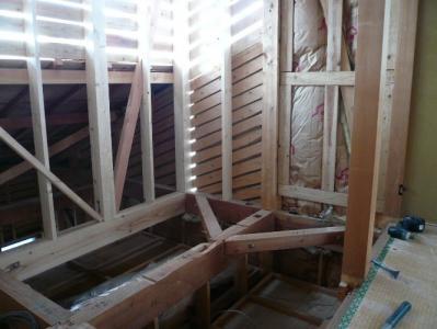 二階増築部部分