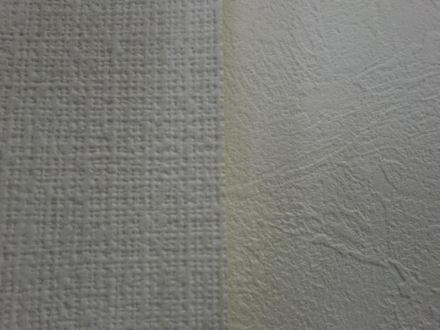 左:織物調  右:石目調