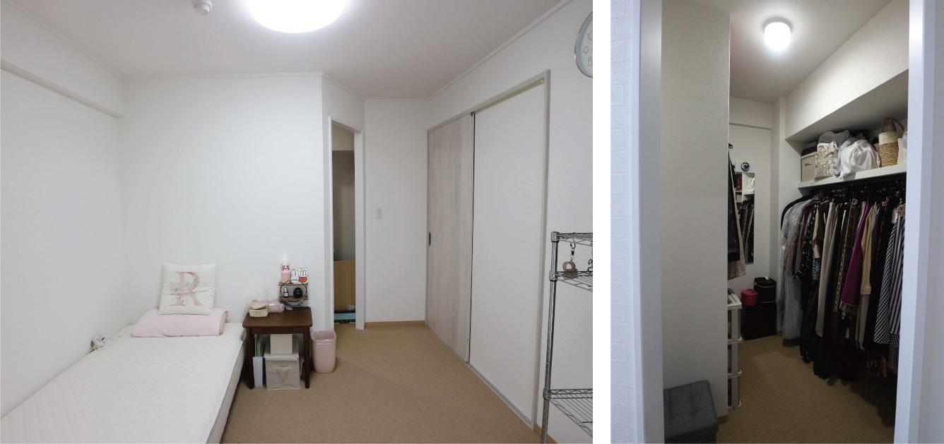 Panasonicリフォームclubリファイン草津 マンション施工事例_和室を洋室へ